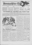 Issue: Aventurischer Bote (Issue 61 - Jan/Feb 1996)