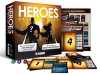 Board Game: Heroes of Metro City