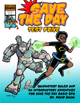 RPG Item: Save the Day: Test Drive