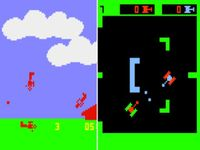 Video Game: Red Baron/Panzer Attack