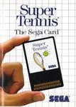 Video Game: Super Tennis (1985)