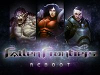 Board Game: Fallen Frontiers