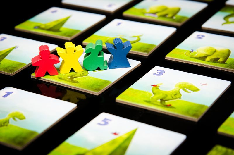 Board Game: Topiary