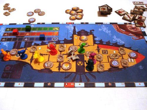 Board Game: Red November