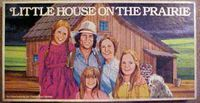 Board Game: Little House on the Prairie