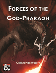 RPG Item: Forces of the God-Pharoah