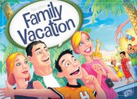Board Game: Family Vacation