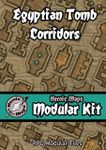 RPG Item: Heroic Maps Modular Kit: Egyptian Tomb Corridors