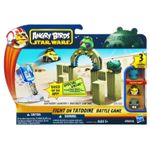 Board Game: Angry Birds: Star Wars – Fight on Tatooine Battle Game