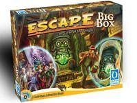 Board Game: Escape: The Curse of the Temple – Big Box