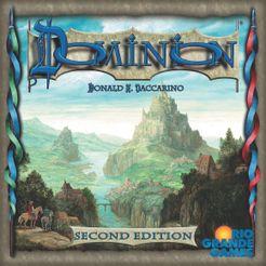 Dominion (Second Edition) Cover Artwork