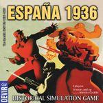 Board Game: España 1936