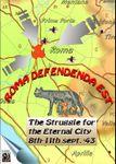 Board Game: Roma Defendenda Est