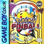 Video Game: Pokémon Pinball