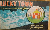 Board Game: Lucky Town