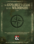 RPG Item: The Explorer's Guide to the Wilderness