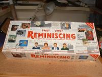 Board Game: Reminiscing: The Game for People Who Remember The Beatles