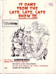 RPG Item: It Came from the Late, Late, Late Show III: Demonna's Revenge