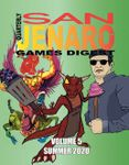 Issue: San Jenaro Quarterly Game Digest (Volume 5 - Summer 2020) - The Short Games Digest