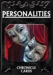 RPG Item: Chronicle Cards Personalities