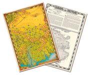 RPG Item: Maps of Magnamund Collection: Set 2