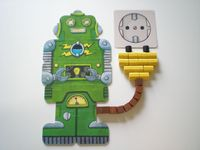 Board Game: Power Grid: The Robots