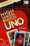 Board Game: UNO: High School Musical