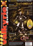 Issue: Valkyrie (Issue 24 - 2002)
