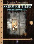 RPG Item: Skirmish Tiles: Dungeon Rooms Set 2