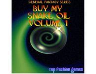 RPG Item: Buy My Snake Oil, Vol. 1