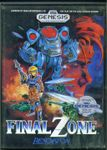 Video Game: Final Zone