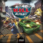 Board Game: Road Kill Rally
