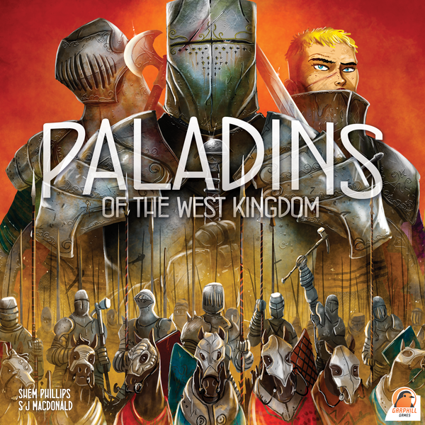 Paladines del Reino del Oeste