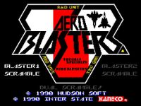 Video Game: Air Buster