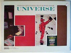 Universe Cover Artwork