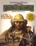 RPG Item: The Horde