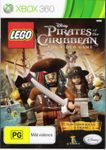 Video Game: LEGO Pirates of the Caribbean: The Video Game