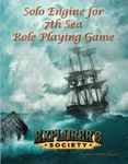 RPG Item: Solo Engine for 7th Sea Role Playing Game