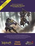 RPG Item: Adventure Module M2: Moonspike Tower