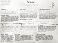 RPG Item: Summ'It
