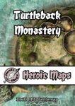 RPG Item: Heroic Maps: Turtleback Monastery