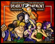 Board Game: Deadly Harmony