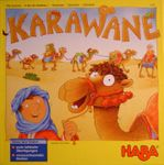 Board Game: Karawane
