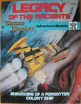 RPG Item: Legacy of the Ancients