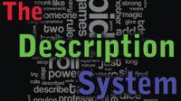 RPG: The Description System