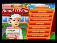 Video Game: Stand O'Food