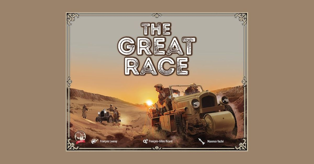 The Great Race Pictures