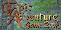 RPG: Epic Adventure Game Book
