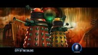 Video Game: Doctor Who: City of the Daleks