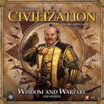 Board Game: Sid Meier's Civilization: The Board Game – Wisdom and Warfare